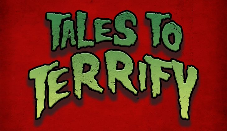 Podcast Art: Tales to Terrify