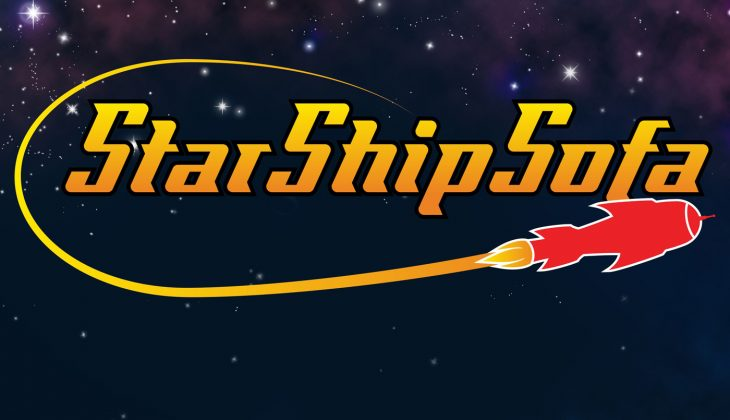 Podcast Art: StarShipSofa